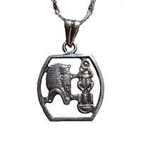 Bijoux Pharaonique Cartouche De Toutankhamon En Argent - 32Ko