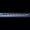 Bijoux Bracelet Lotus Argent Avec Incrustation Turquoise, Lapis-Lazuli Et Cornaline