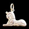 Bijoux Sphinx En Argent