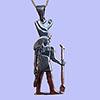 Bijoux AmuletteHorus En Argent