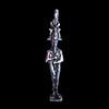 Bijoux AmuletteOsiris En Argent