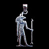 Bijoux AmuletteSeth En Argent