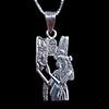 Bijoux AmuletteNefertari En Argent