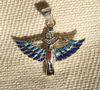 Bijoux Déesse Isis En Argent