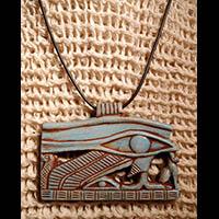 Amulette Oeil D'Horus - 57Ko