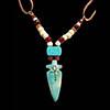 Collier Pendentif Amulette De Coeur Ib