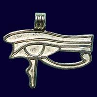Bijoux Oeil D'Horus En Argent - 35Ko