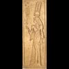 Néfertari Jouant Du Sistre