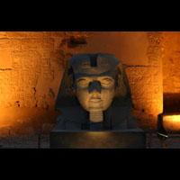 Magnet Tête De Ramsès II, En Façade Du Temple De Louxor - 22Ko