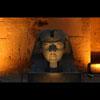 Tête De Ramsès II, En Façade Du Temple De Louxor
