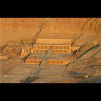 Magnet Du Temple D'Hatchepsout, Deir El-Bahari - 24Ko