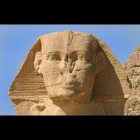 Magnet Du Sphinx, Plateau De Guizeh - 23Ko