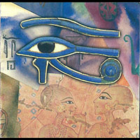 Marque Page Oeil D'Horus - 51Ko