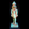 Statue Du Dieu Horus