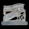 Bas Relief Oeil D'Horus Sur Socle