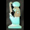 Bas Relief Figurine Re Et Maât