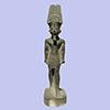 Statue Du Dieu Amon-Ra