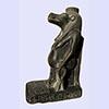 Statue De La Déesse Taouret (Thoueris)