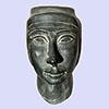 Tète De Néfertiti