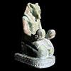 Statue Du Pharaon Horemheb Faisant Offrande Des Vases (Devant Atoum)