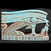 Amulette Oeil D'Horus Turquoise