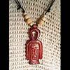 Pendentif Amulette Noeud D'Isis Ou Noeud Tit