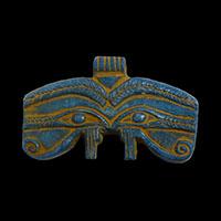 Pendentif Amulette Oeil D'Horus - 33Ko