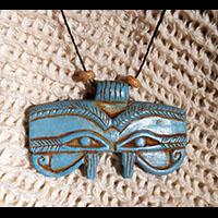 Pendentif Amulette Oeil D'Horus - 68Ko