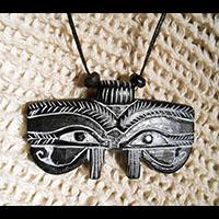 Pendentif Amulette Oeil D'Horus - 66Ko