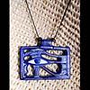 Collier Pendentif Amulette Oeil D'Horus