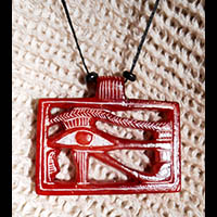 Pendentif Amulette Oeil D'Horus - 62Ko
