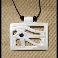 Pendentif Amulette Oeil D'Horus - 50Ko