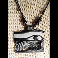 Pendentif Amulette Oeil D'Horus - 51Ko