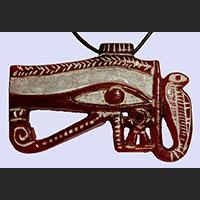 Pendentif Amulette Oeil D'Horus - 42Ko