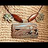 Collier Pendentif Amulettes Oeil D'Horus