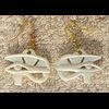 Boucle D'oreille Amulettes Oeil D'Horus