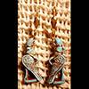 Boucle D'oreille Amulettes Horus D'Edfou