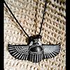 Collier Pendentif Amulette Des Deux Scarabées